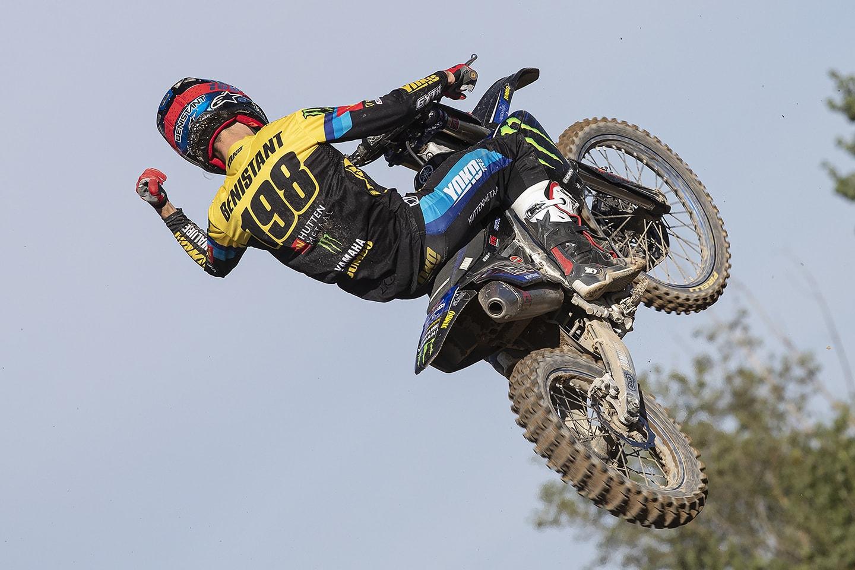 FIM Motocross-Weltmeisterschaft 2020 in Mantova 2 - Vorschau Thibault Benistant