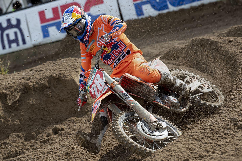 FIM Motocross-Weltmeisterschaft 2020 in Mantova 2 - Vorschau Tom Vialle