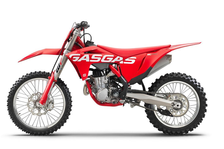 GASGAS MC 450 Modelljahr 2021