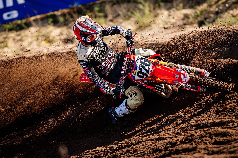 KMP Honda Racing gibt nicht auf