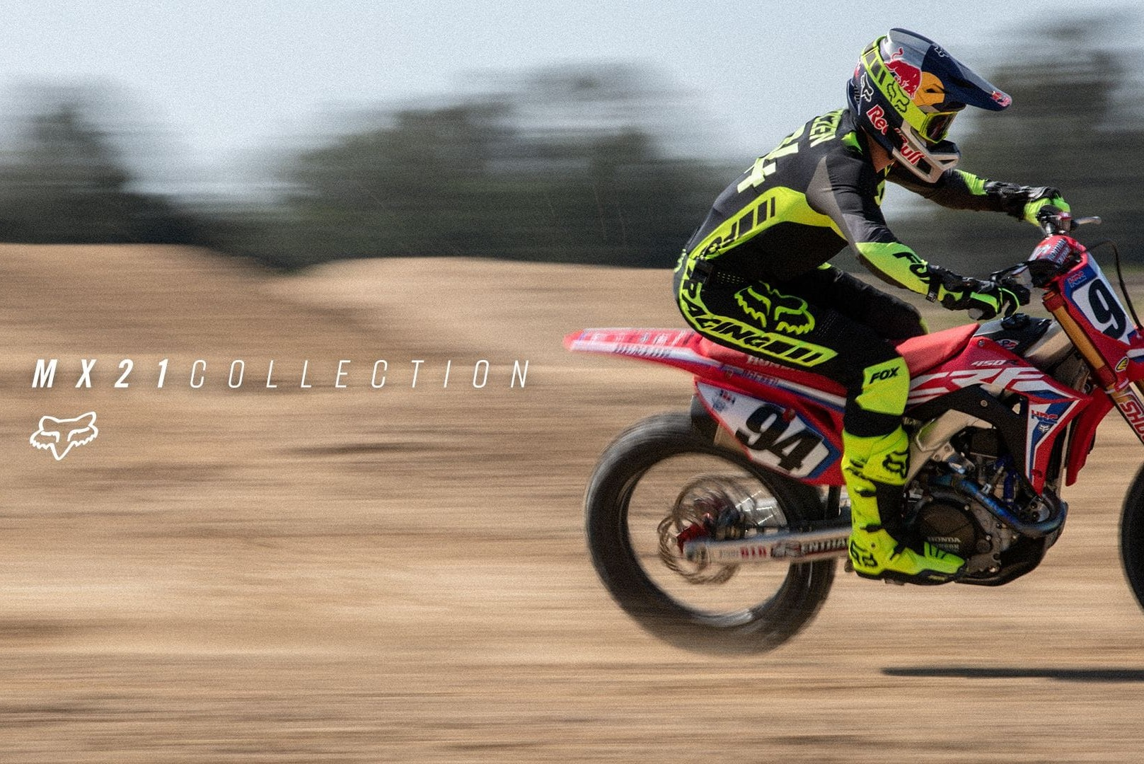 FOX RACING MX21