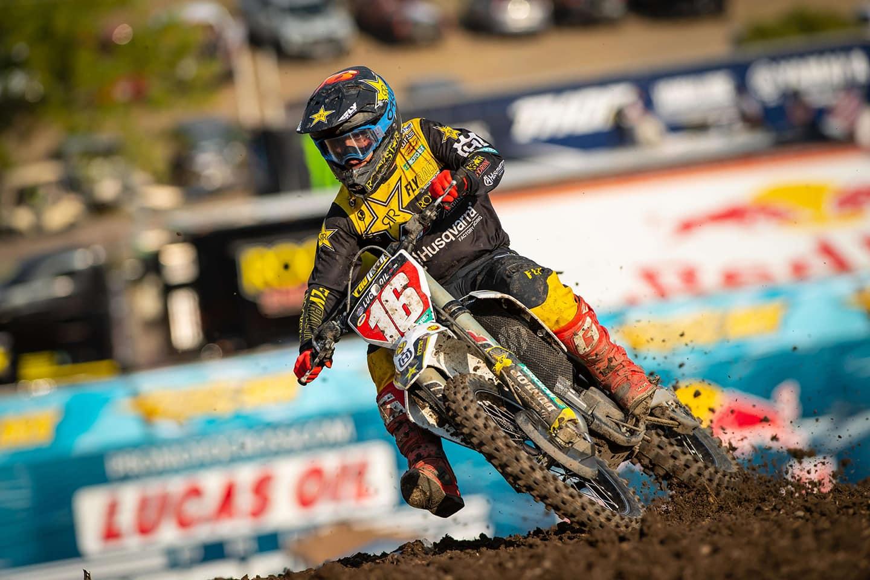 Lucas Oil AMA Pro MX Championship 2020 in Pala - Vorschau Zach Osborne