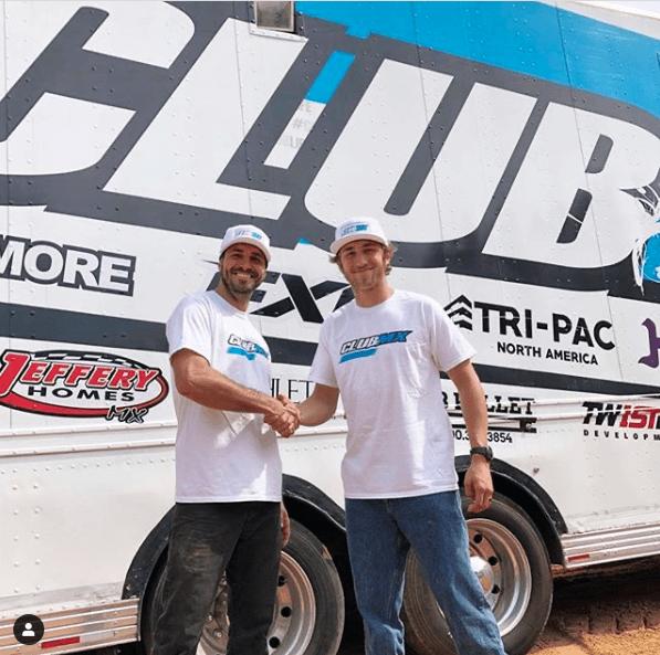 Garrett Marchbanks wechselt zum CLUBMX Team