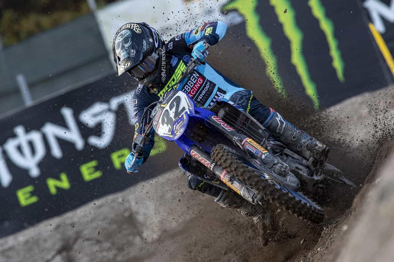Brent van Doninck - Gebben Van Venrooy Yamaha Racing