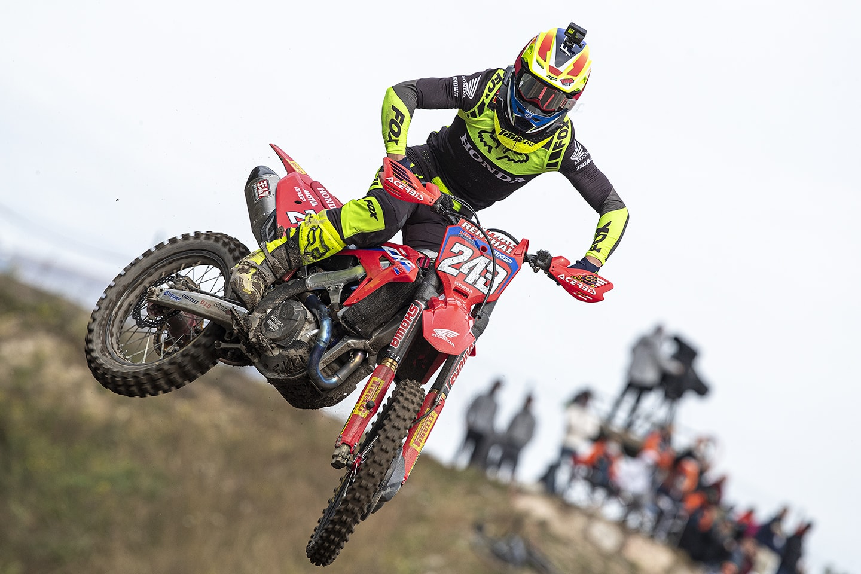 FIM Motocross-Weltmeisterschaft 2020 in Pietramurata 2 - Vorschau Tim Gajser