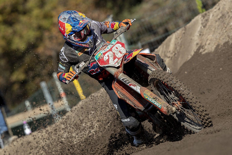 FIM Motocross-Weltmeisterschaft 2020 in Pietramurata 2 - Vorschau Tom Vialle