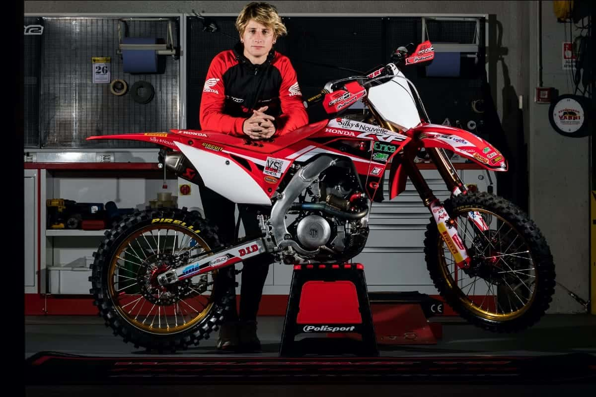 Honda Racing Assomotor - Gianluca Facchetti