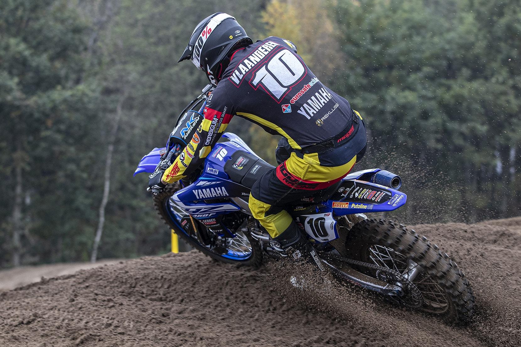 Vlaanderen auch 2021 auf Yamaha