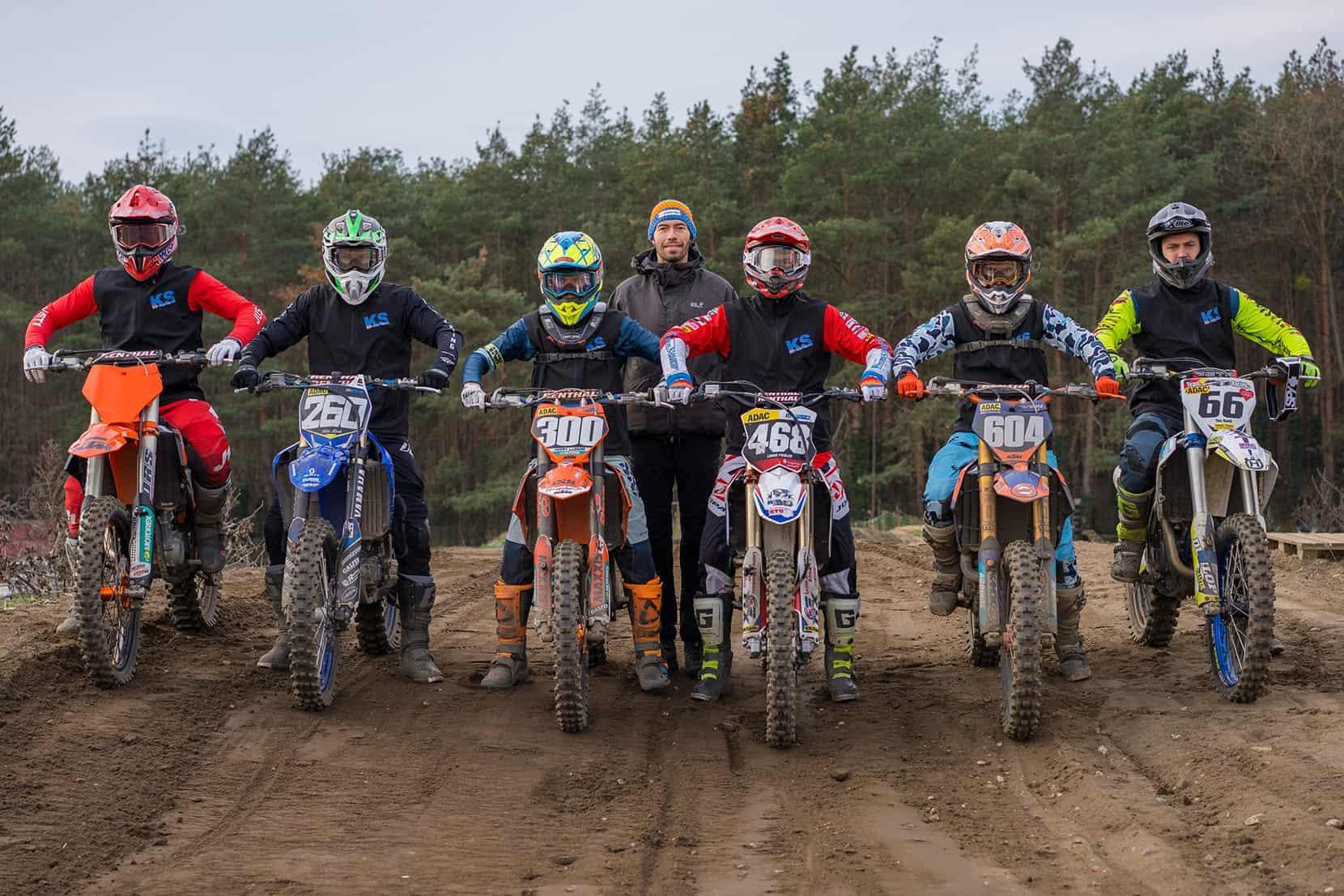 KS-Sportsworld erweitert Engagement im Motocross-Sport