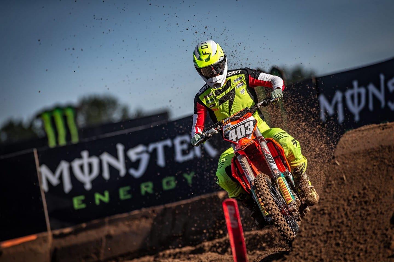 WZ Racing - Bastian Bogh Damm