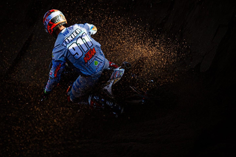 Weichenstellung bei KTM Sarholz für 2021 - Jordi Tixier