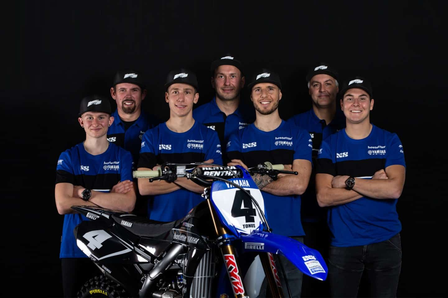PM: HOSTETTLER MXGP TEAM