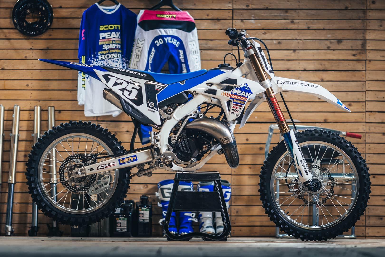 Bike Build von Scott und Pro Circuit