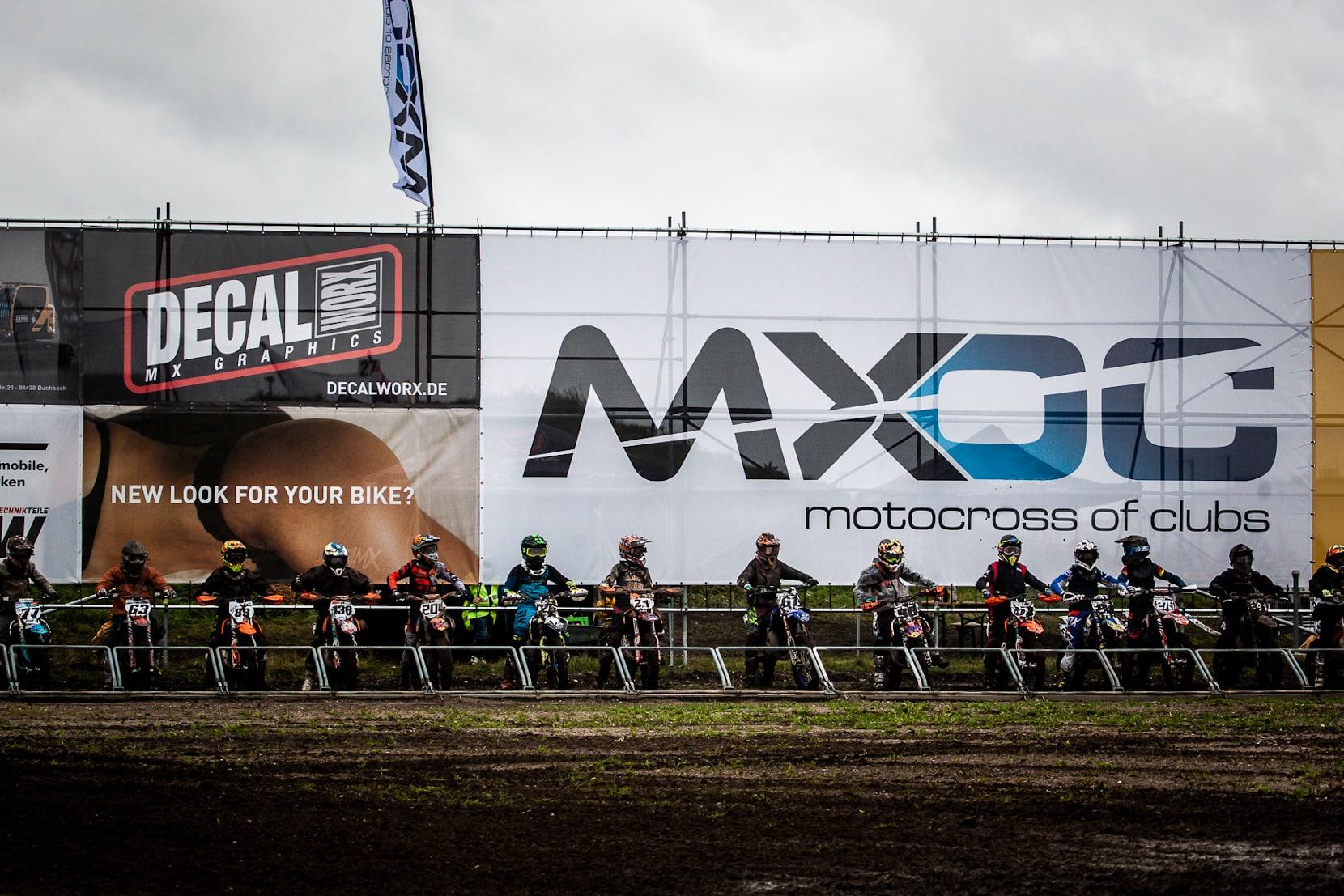 Das Motocross of Clubs geht in die zweite Runde