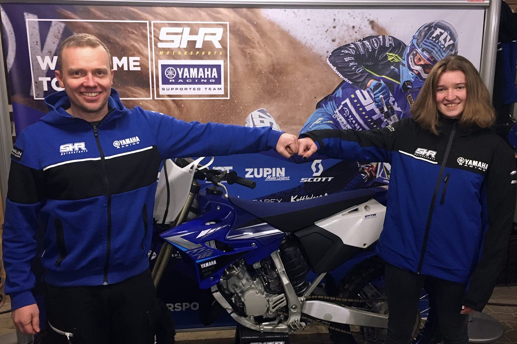 Frauenpower im Team SHR Motorsports