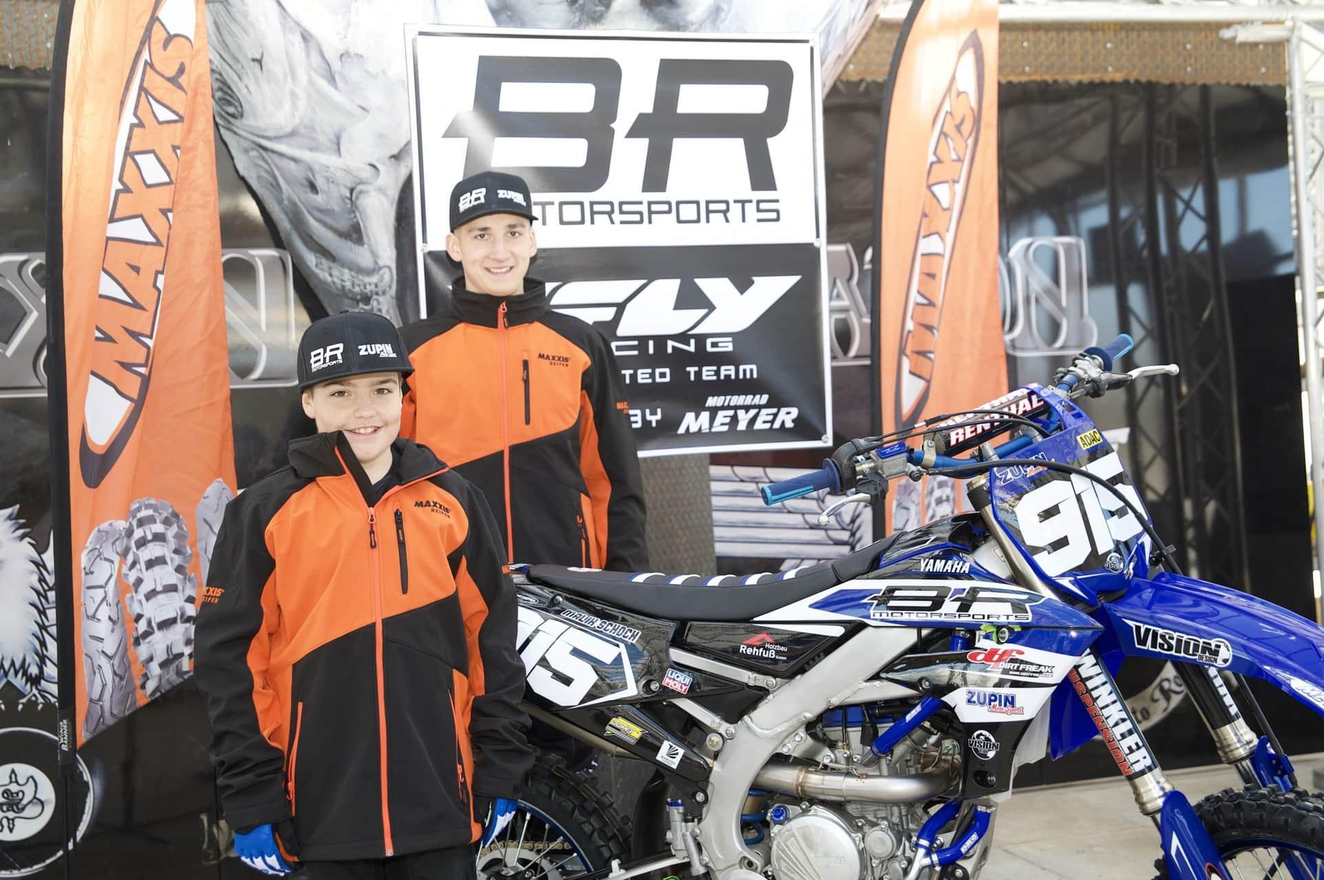 Neues MX Team BR Motorsports startet in die Saison 2021