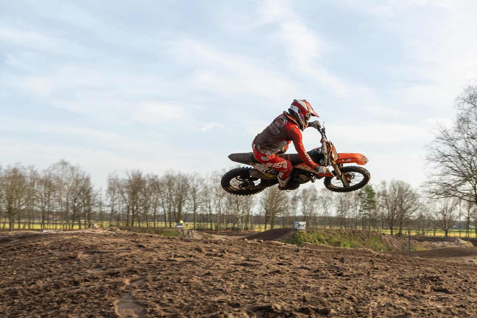 MX-Sandtraining in Nederweert