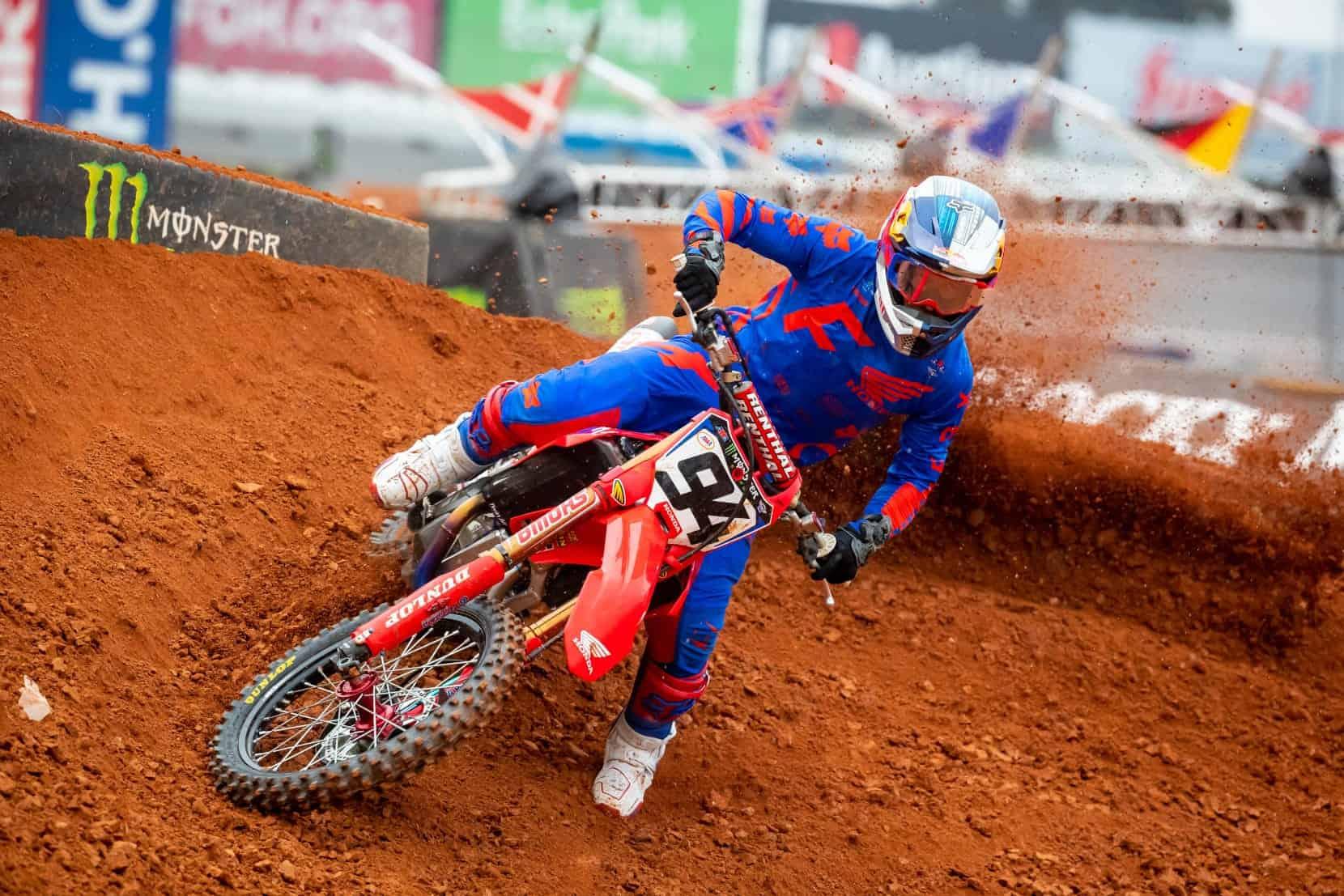 Atlanta 2 – Ergebnis 450SX Hauptrennen