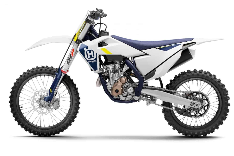 Husqvarna Modelljahr 2020 FC 250