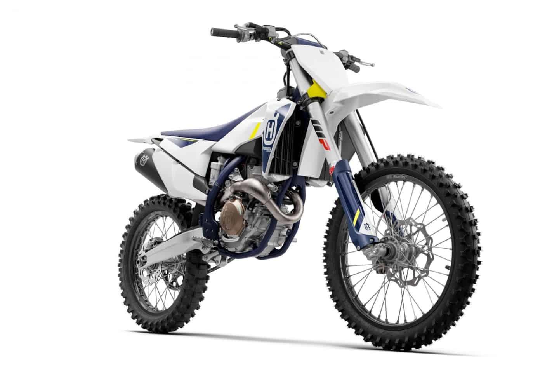 Husqvarna Modelljahr 2020 FC 350