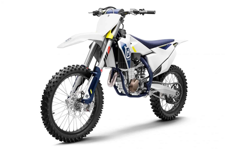 Husqvarna Modelljahr 2020 FC 450