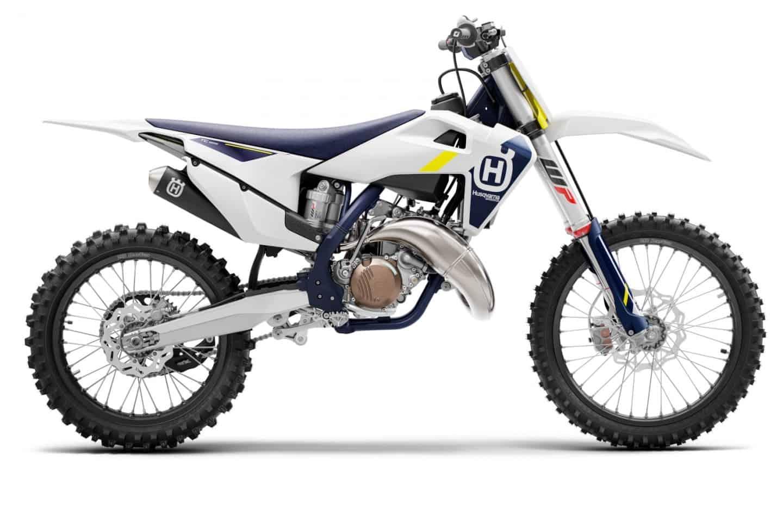 Husqvarna Modelljahr 2020 TC 125