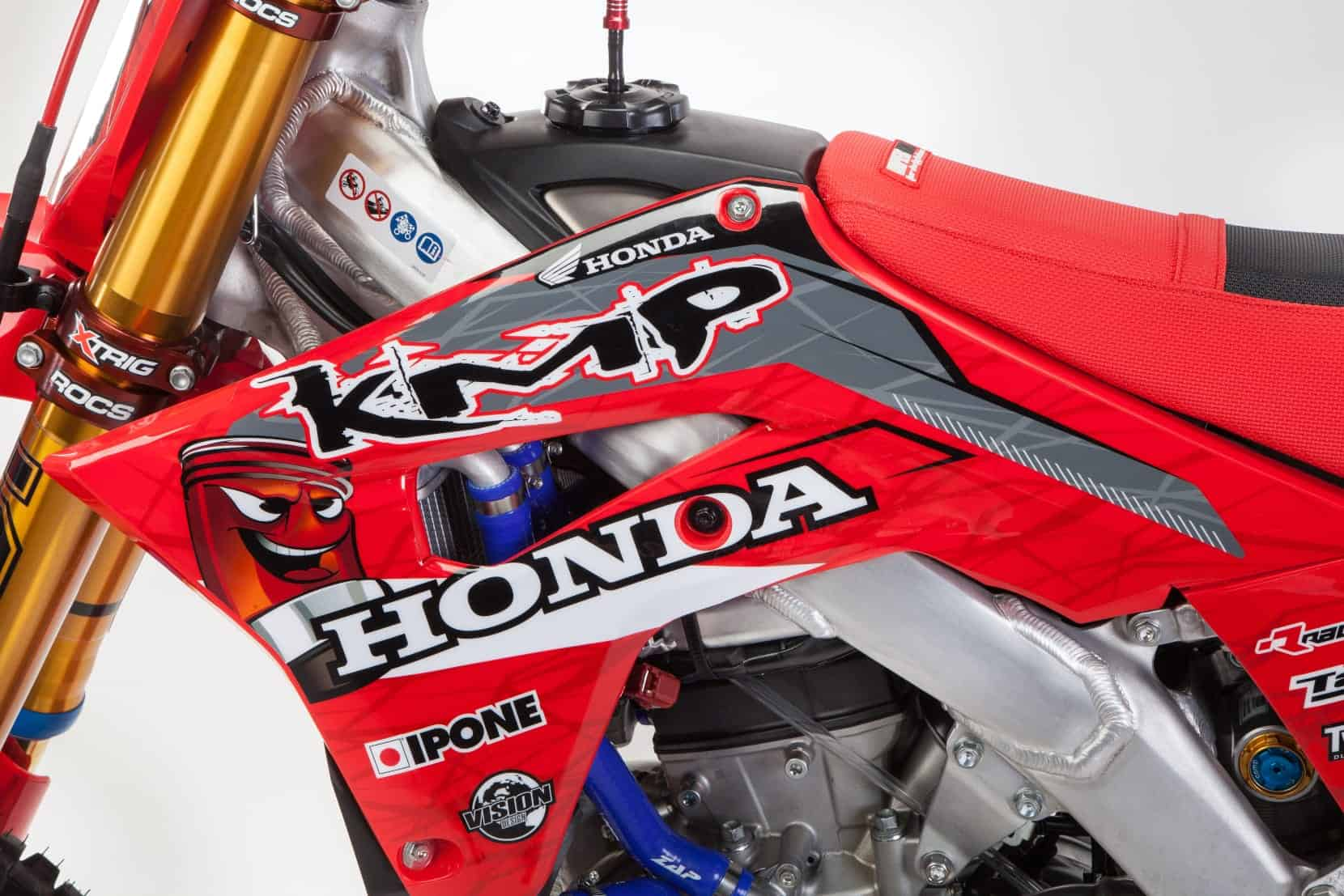 KMP Honda Racing – Update