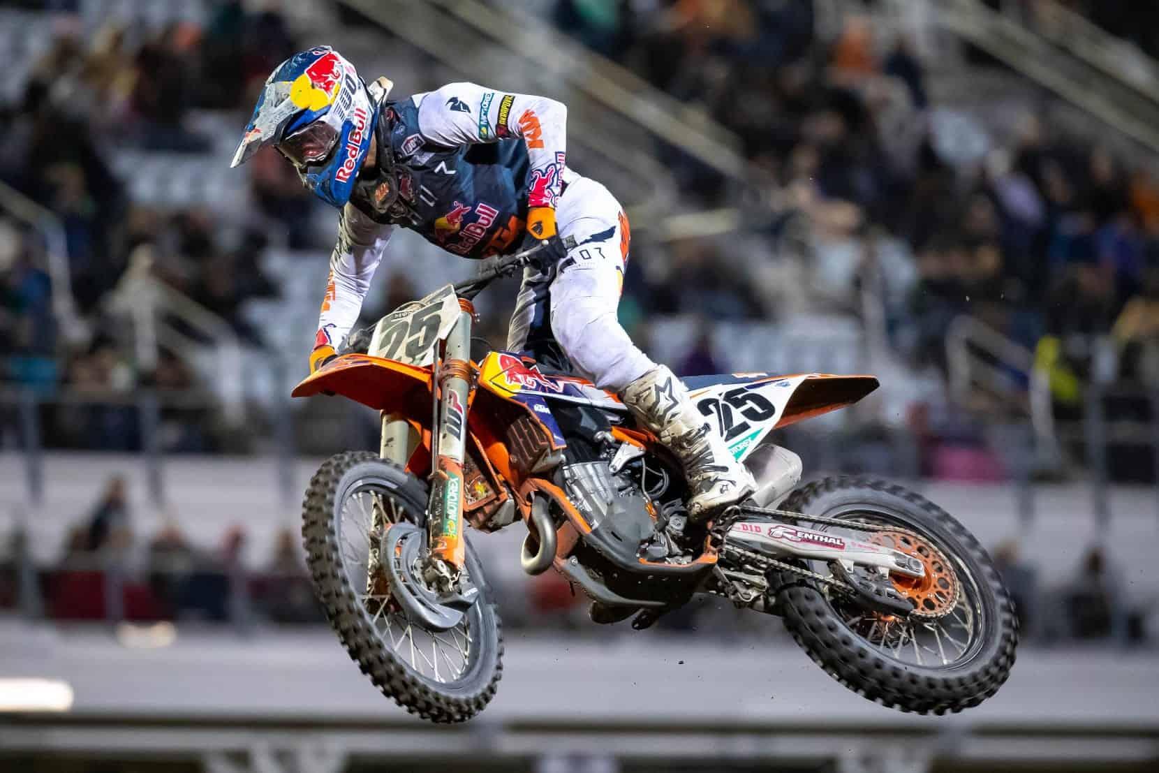 Salt Lake City 1 – Ergebnis 450SX Hauptrennen