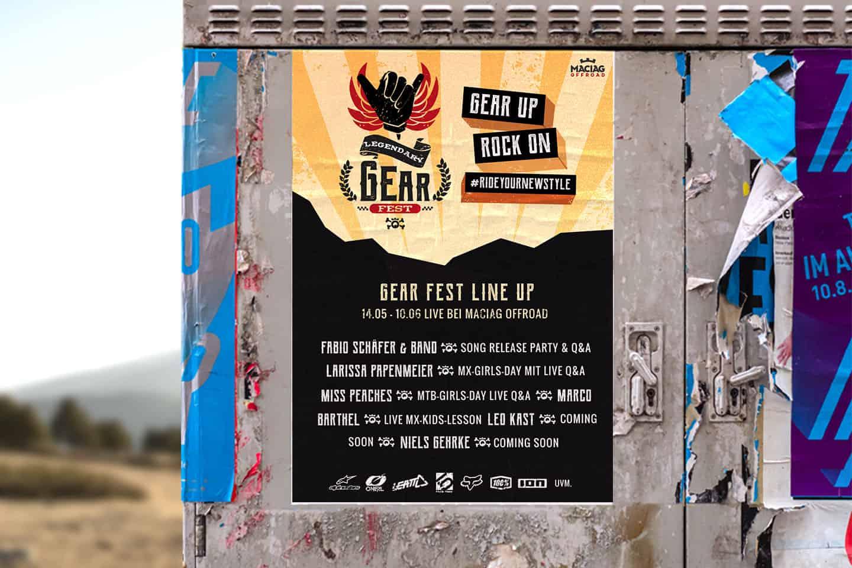 Mega heftig: Racewear-Gewinnspiel im Wert Von 2500€ beim 'The Legendary Gear Fest 2021'