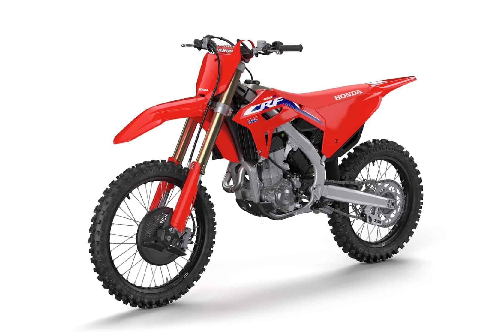 Honda CRF450R Modelljahr 2022