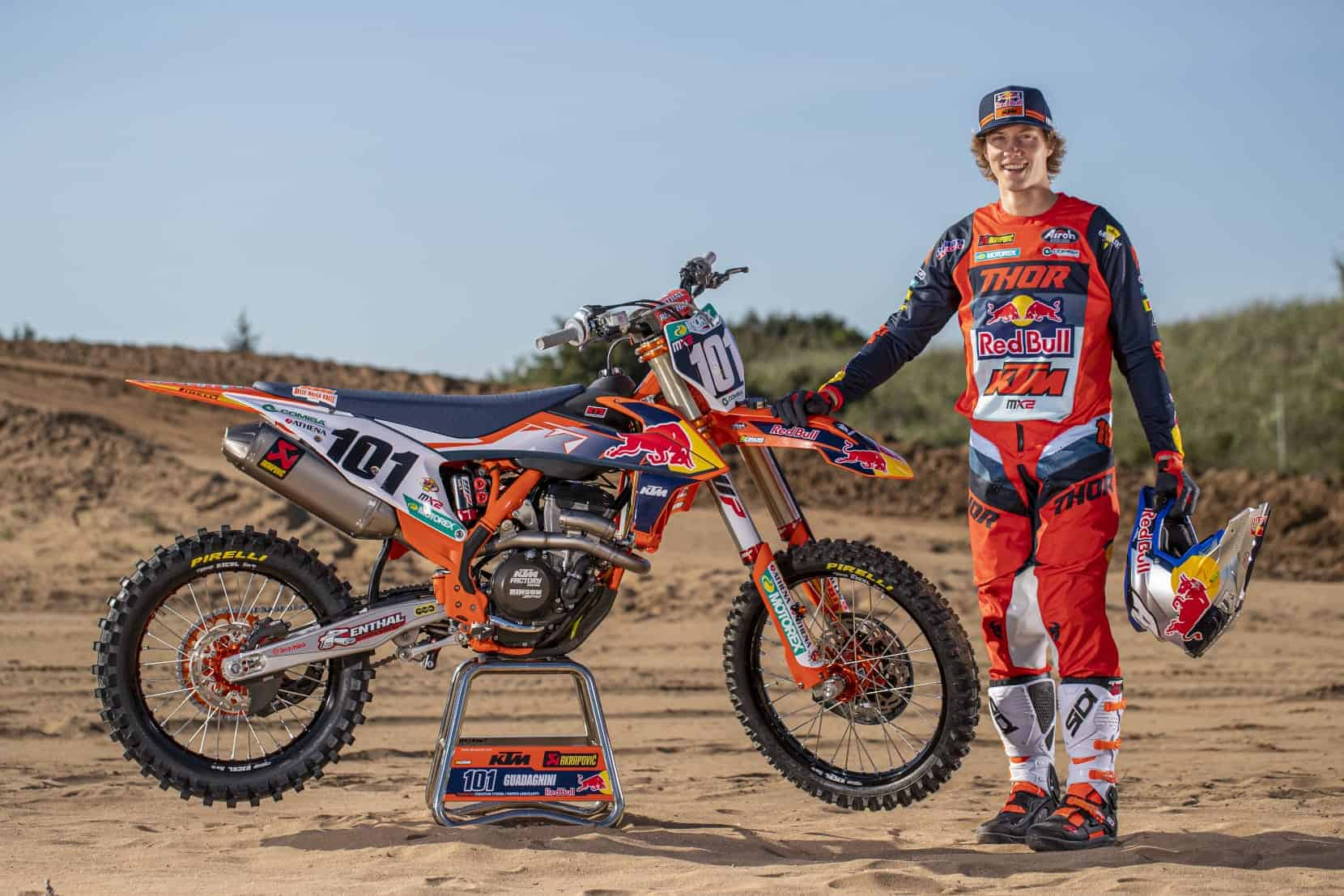 Ready To Race: Mattia Guadagnini
