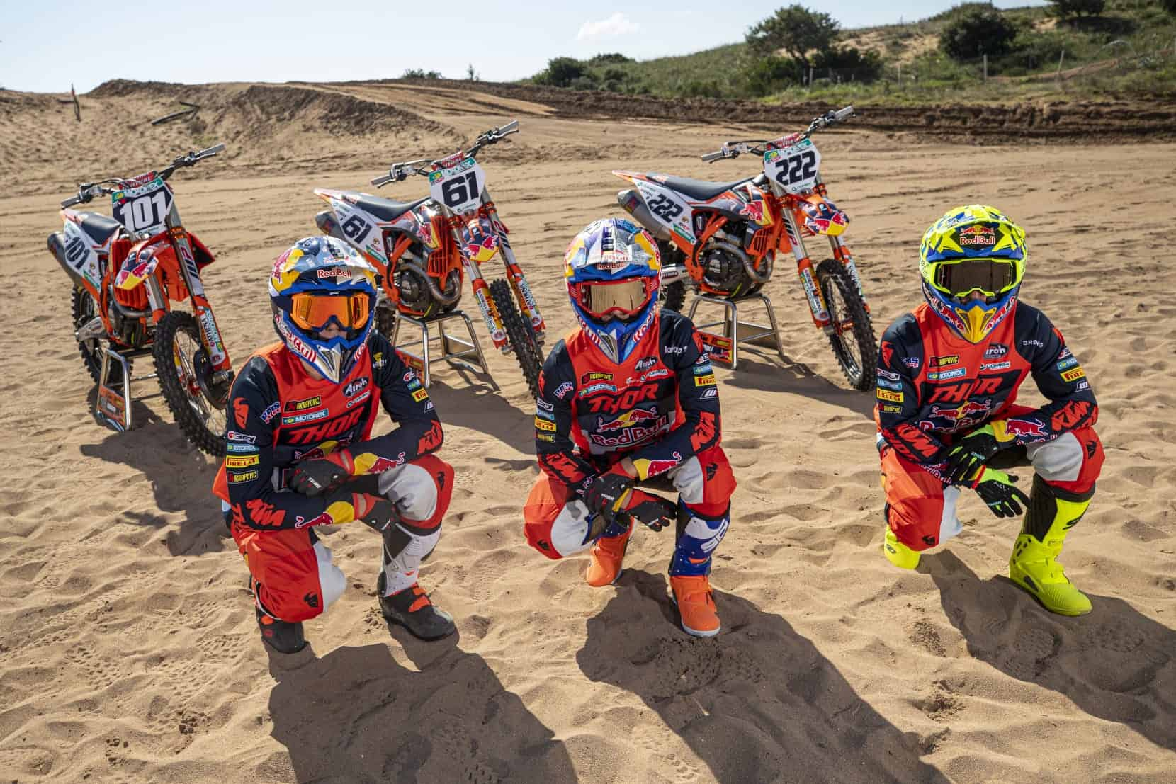 Road to 2021: Red Bull KTM Factory Racing