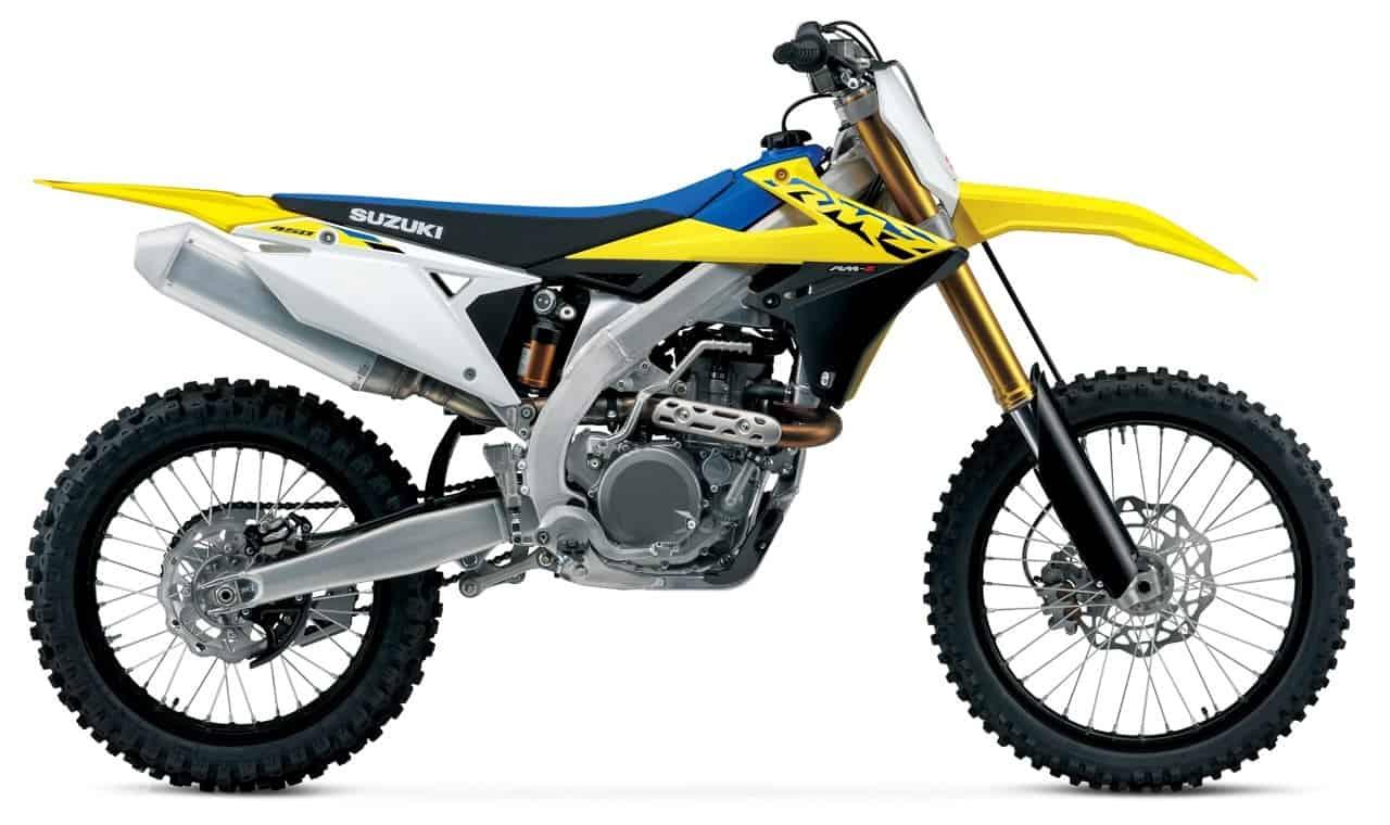 2022 Suzuki RM-Z 450