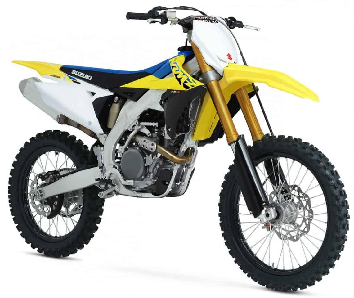 2022 Suzuki RM-Z 250