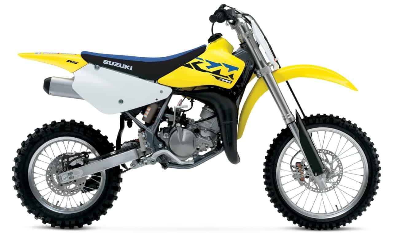 2022 Suzuki RM 85