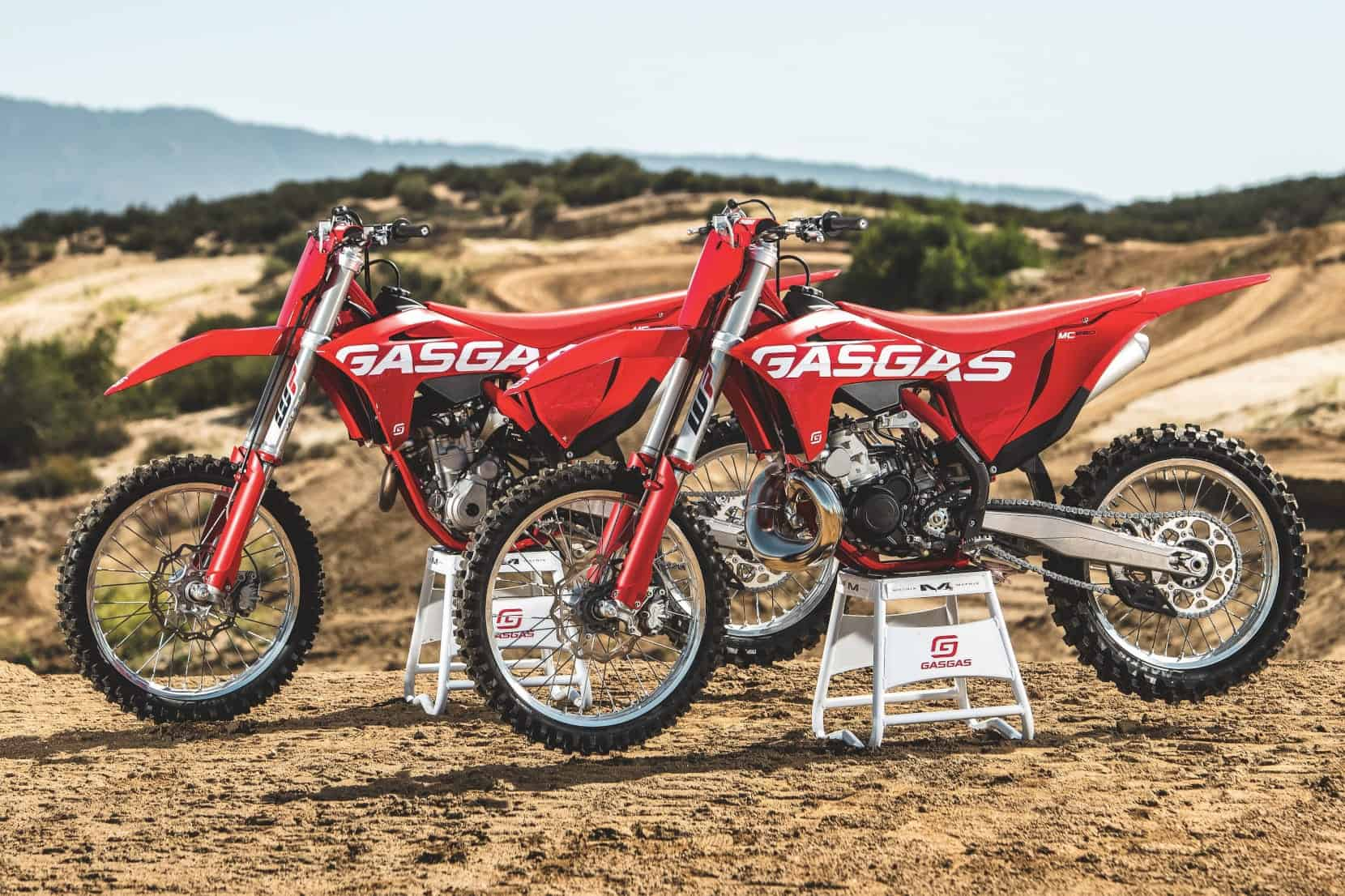 GASGAS-Modelle 2022