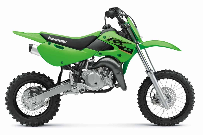 Kawasaki KX65 Modelljahrgang 2022