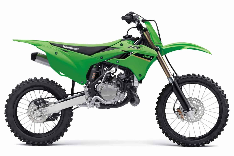 Kawasaki KX85 Modelljahrgang 2022