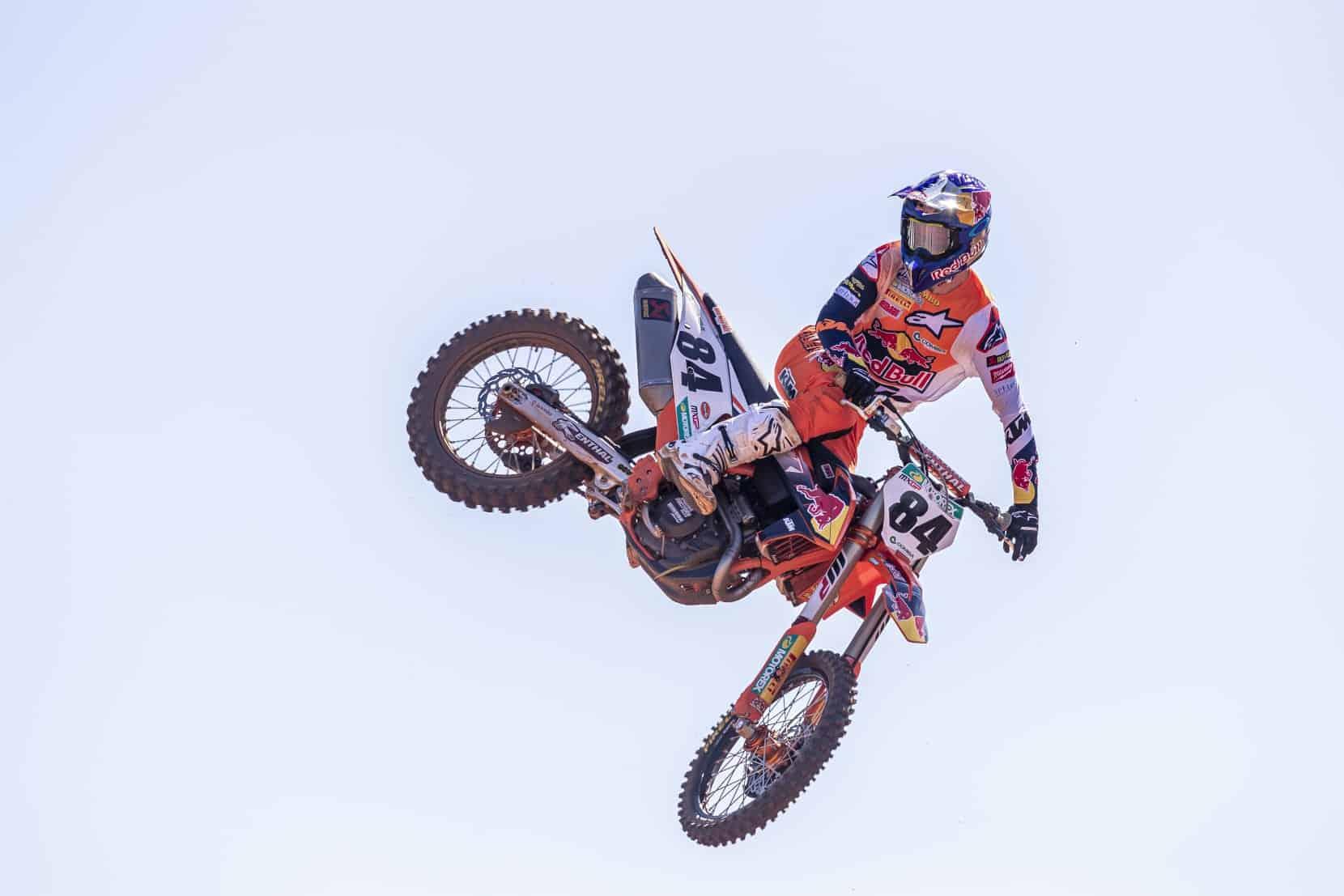 Arnhem – Ergebnisse Klasse MX1 Wertungslauf 2