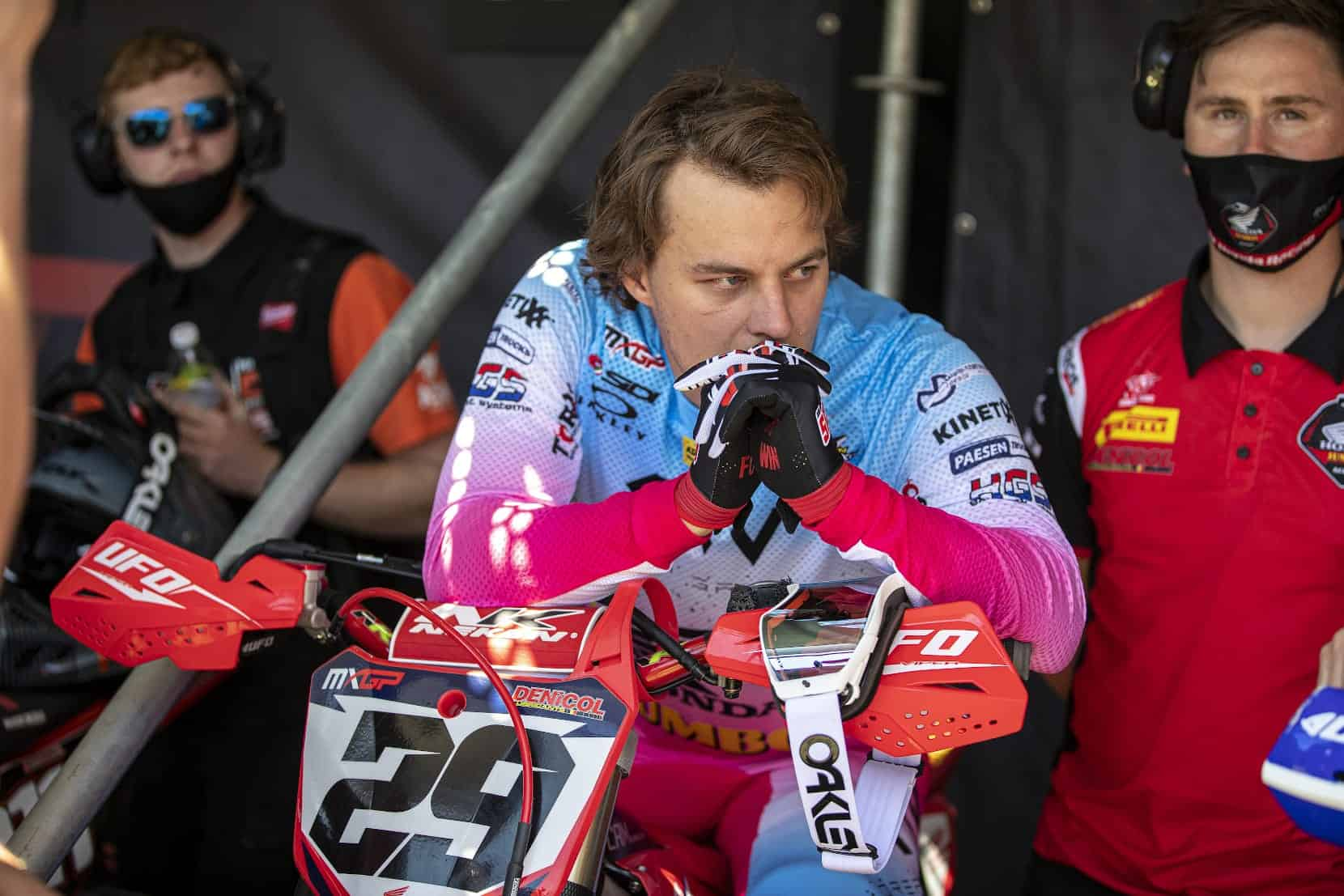Henry beim MXGP of Russia