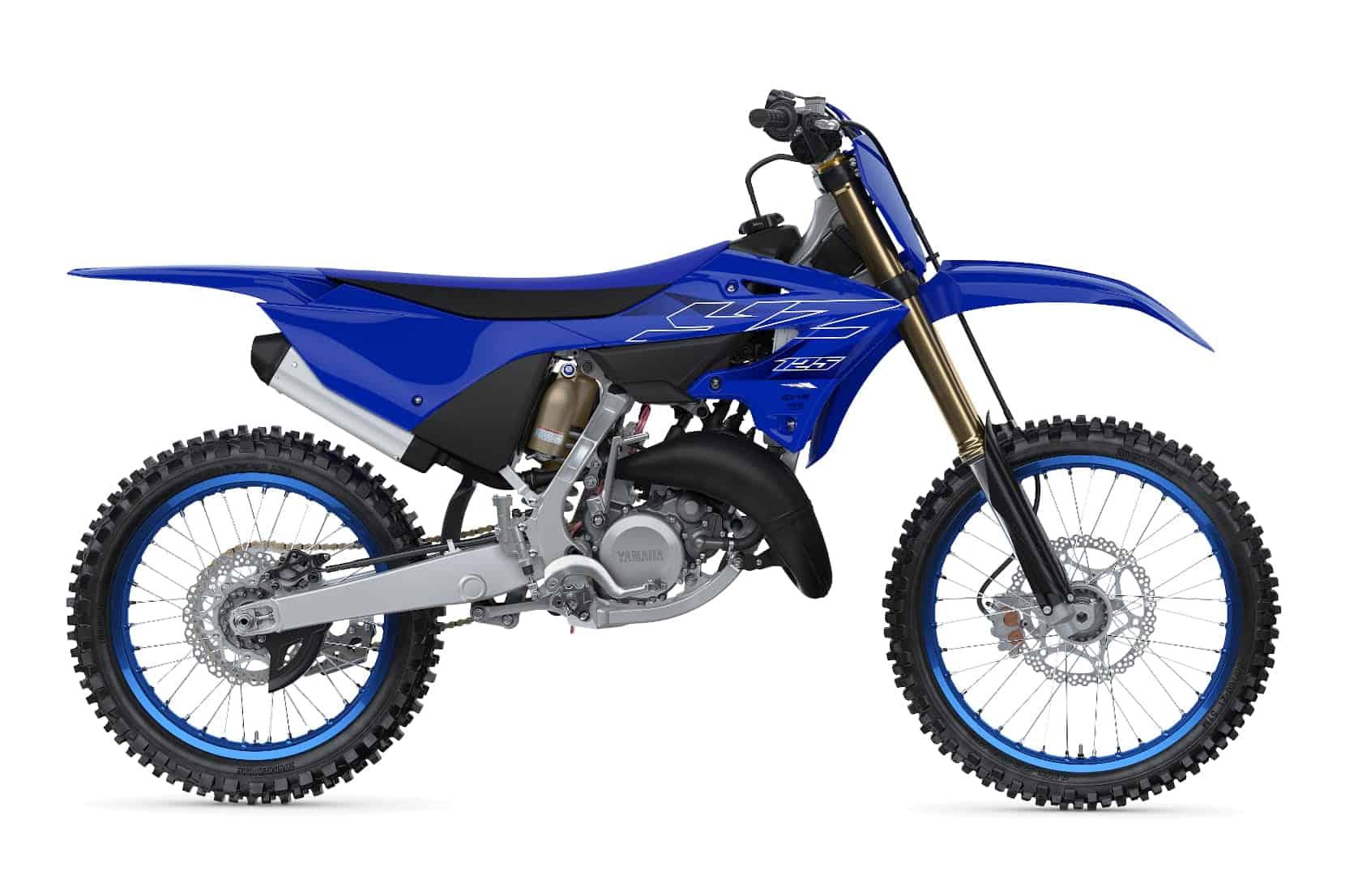 PM Yamaha: Die neuen Offroad Competition-Modelle 2022