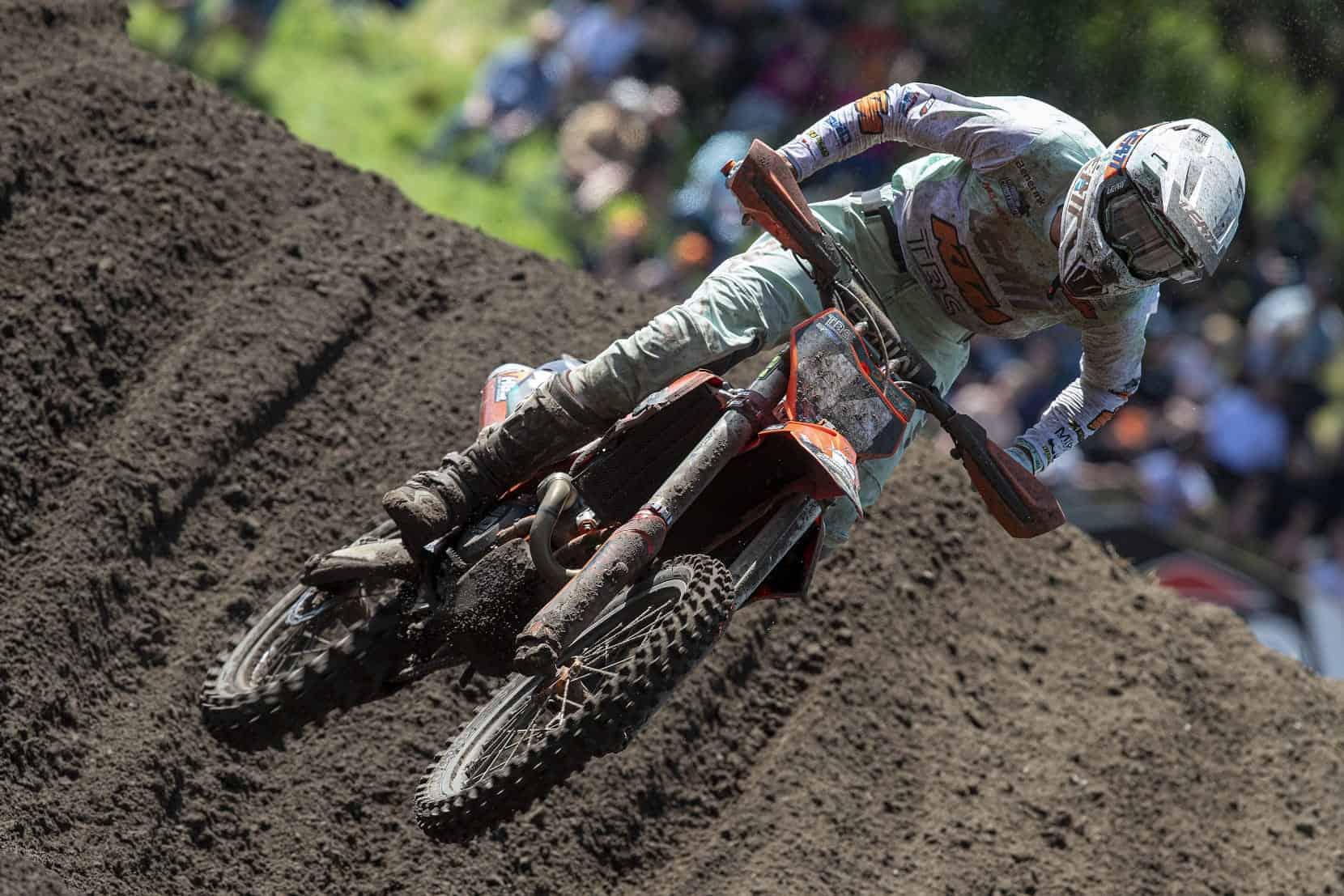 MXGP of the Flanders-Belgium – Ergebnisse Klasse EMX250 Wertungslauf 2