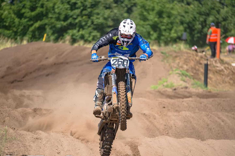 Nico Koch glücklos bei Motocross-WM in Loket