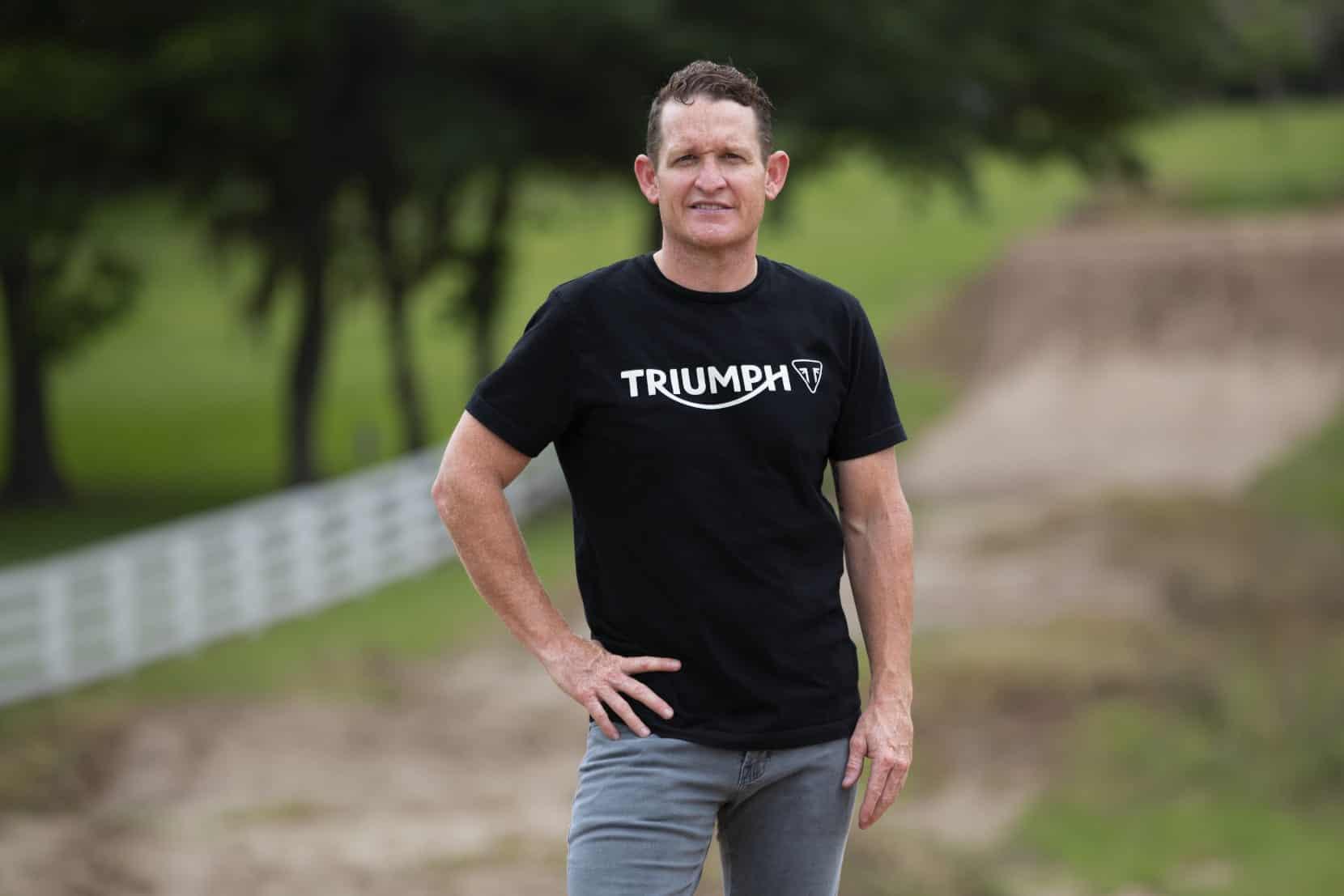 TRIUMPH kündigt den Einstieg in den Motocross- und Enduro-Rennsport an