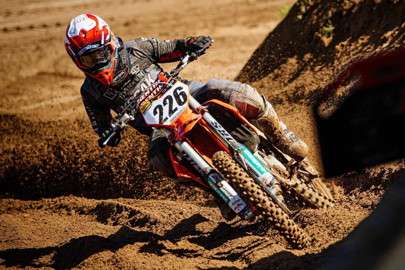 Tom Koch: Racing in  Tensfeld