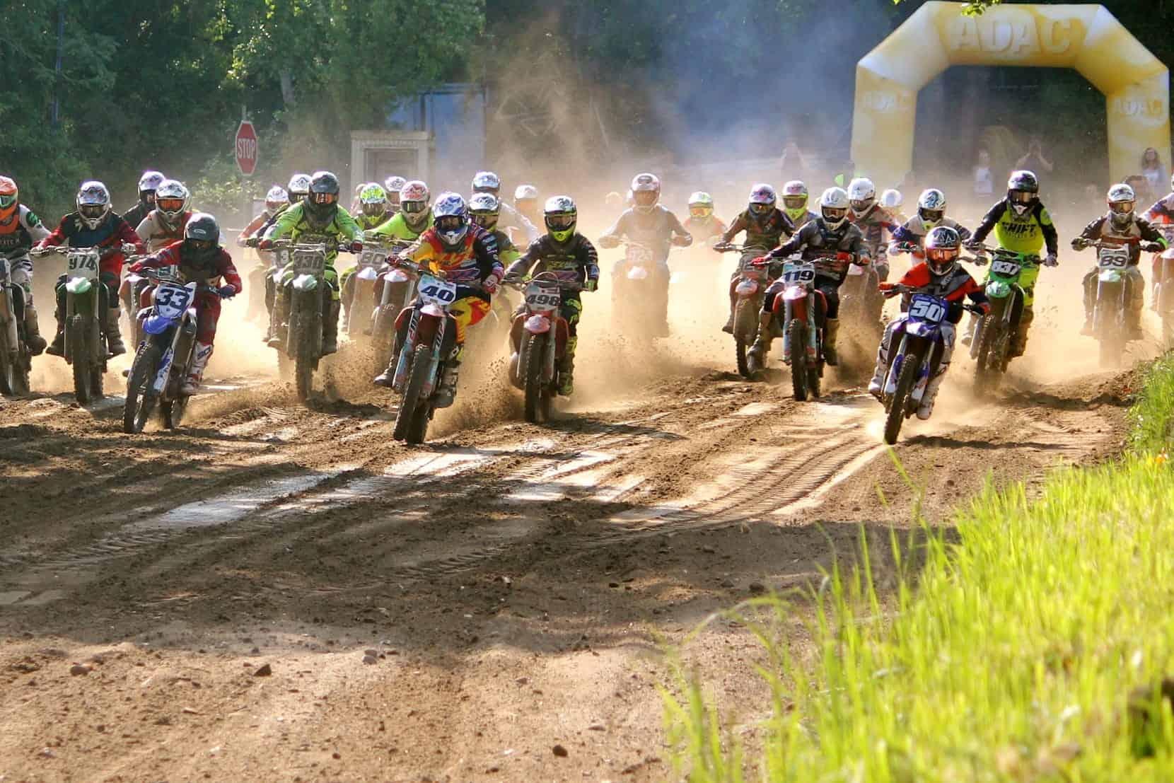 Der ADAC NMX-Cup stoppt in Elstorf
