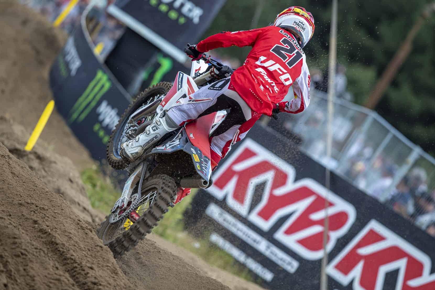 MXGP of Latvia – Ergebnisse Klasse EMX250 Wertungslauf 2