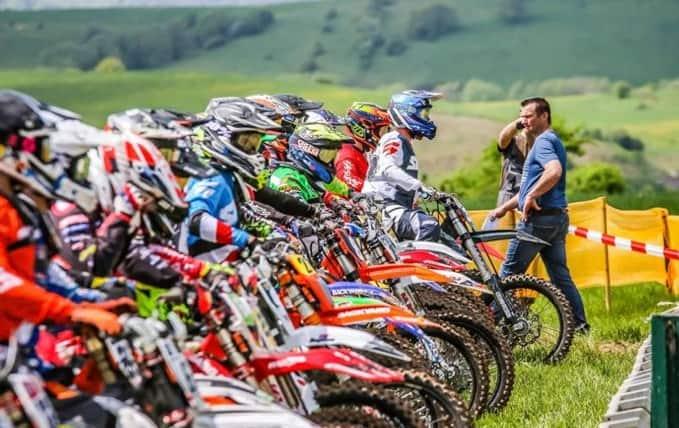 Motocross Weekend ADAC Hessen-Thüringen in Moorgrund