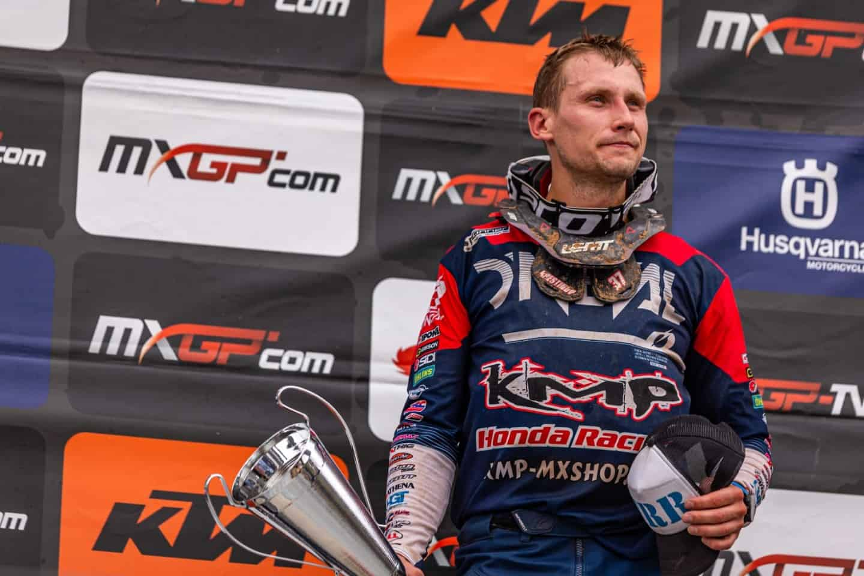 PM KMP Honda Racing - MXGP of Latvia in Kegums - Gert Krestinov