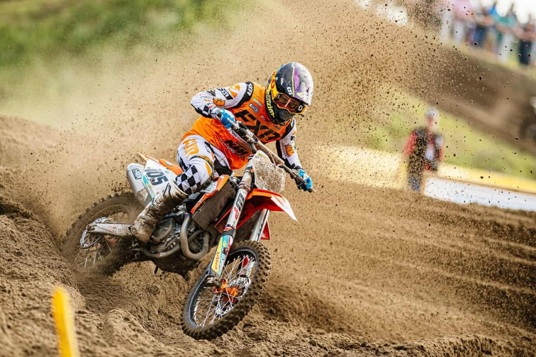 PM KTM Sarholz Racing - Cyril Genot 2